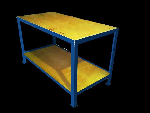 Слесарный стол сделать самому