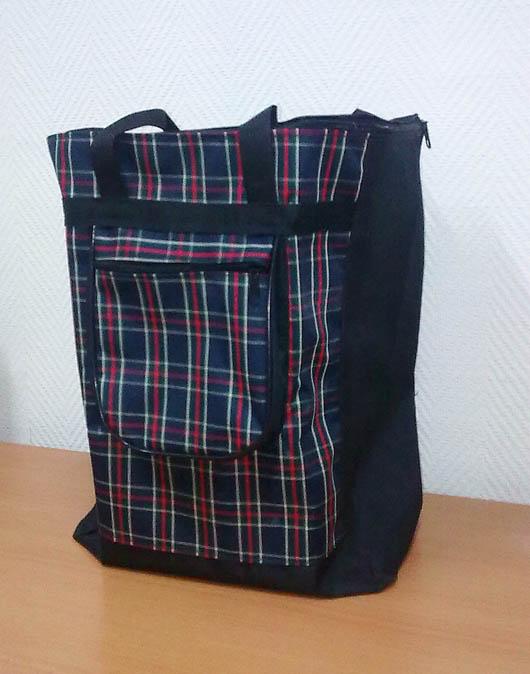 Как шить хозяйственная сумка