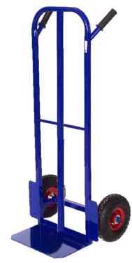 Тележки складские двухколесные грузоподъёмностью 250 кг