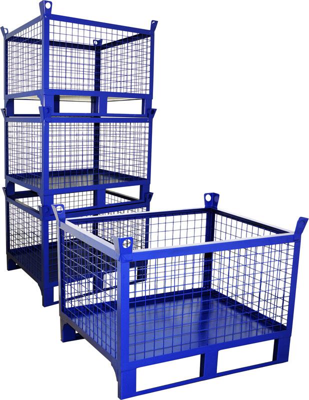 контейнеры-сетчатые, контейнеры,, КС, 3, (контейнер, цельносварной)