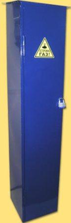 шкаф для газовых баллонов разборный, купить металлический шкаф для газового баллона