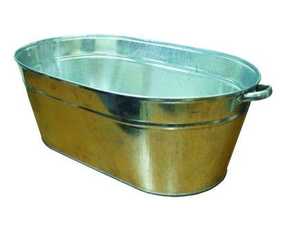 ванна оцинкованная, тележка для дворника