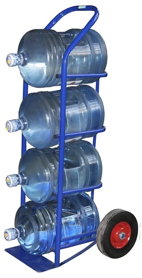 Тележки двухколесные для баллонов с питьевой водой